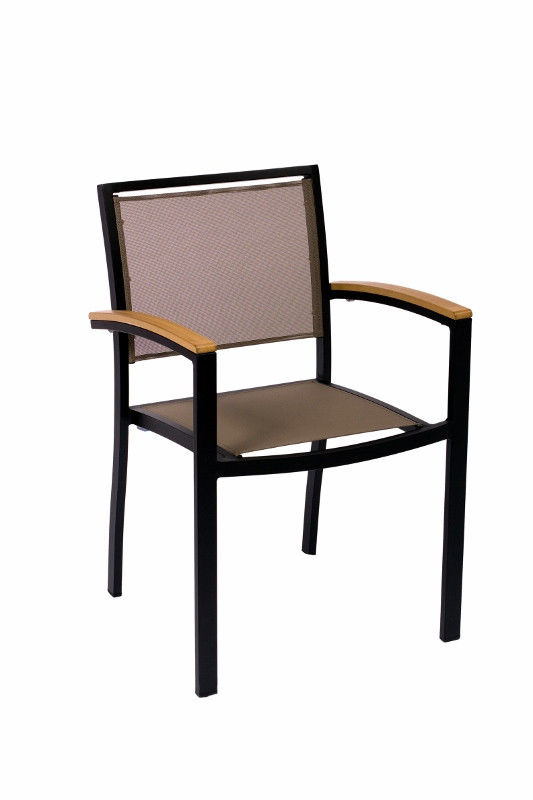 Delray Outdoor Seating and Chairs by BFM