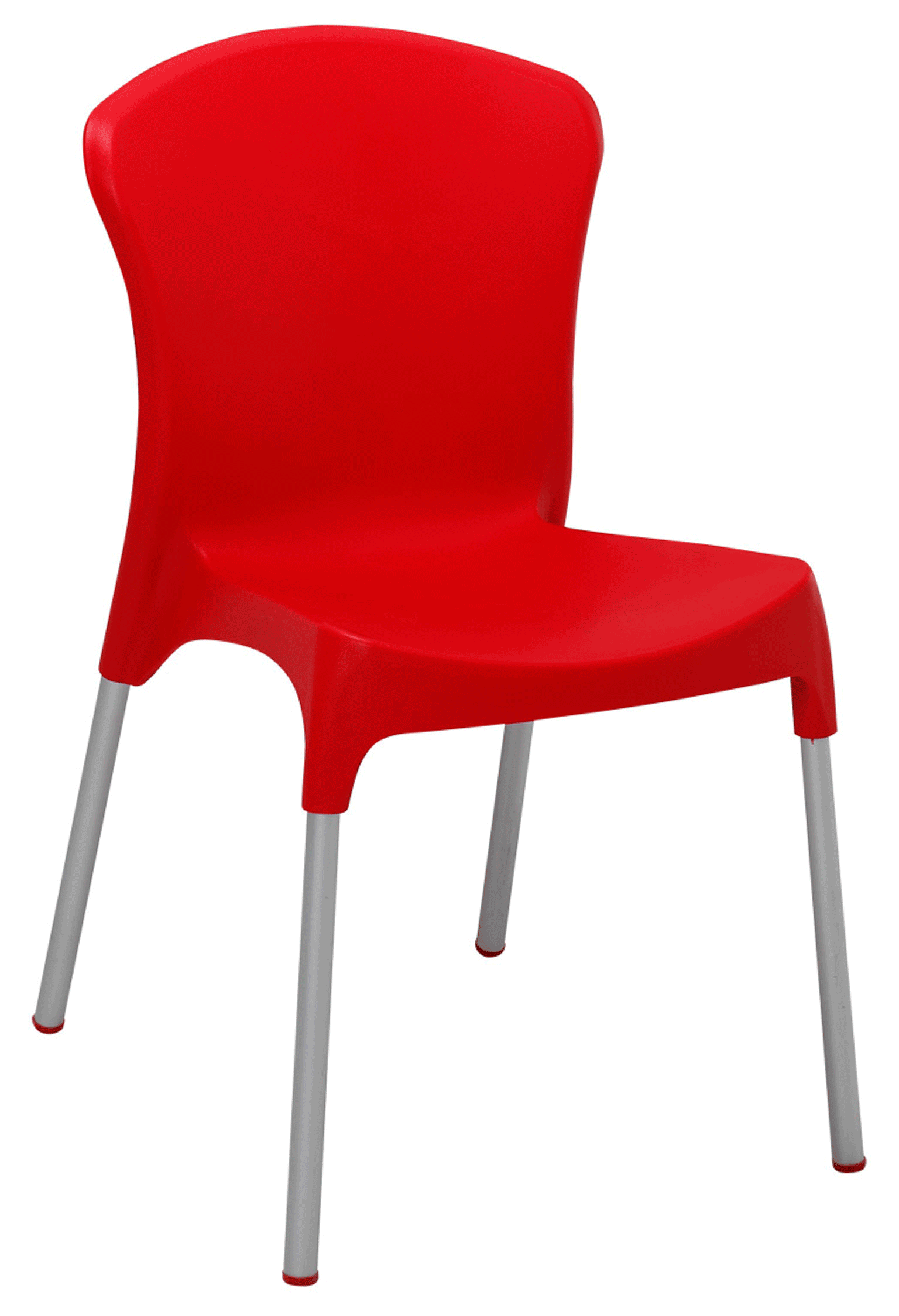 Lola Outdoor Resin Commercial Chair by BFM