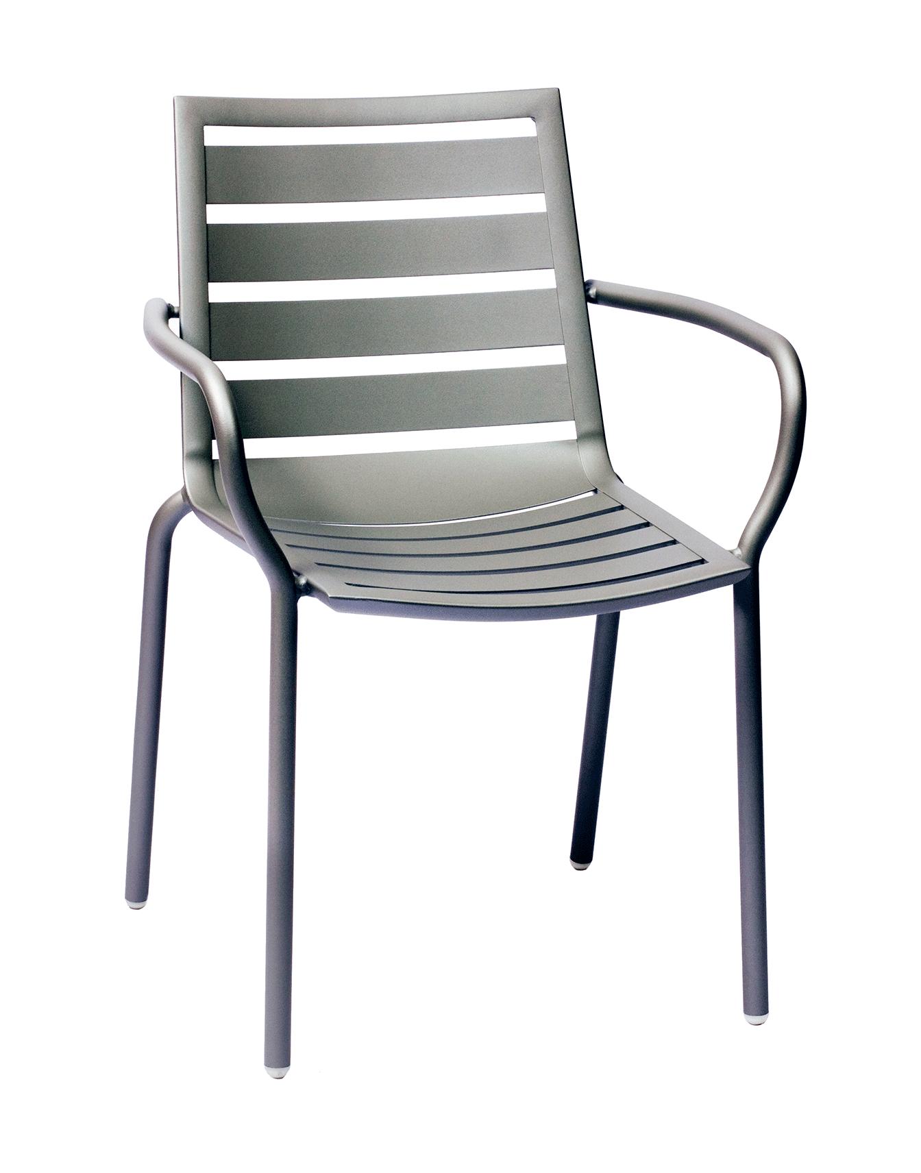 South Beach Outdoor Aluminum Restaurant Furniture