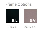 teak frame option
