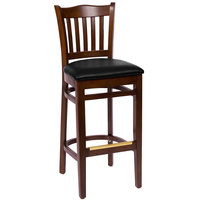 BFM Princeton Beechwood Barstool - Honey Oak