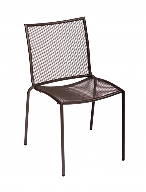 BFM Abri  Side Chair / Micro Mesh
