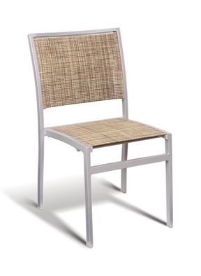 Gar Bayhead Performance Weave Side Chair