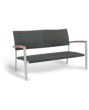 Gar Bayhead Woven Double Seater