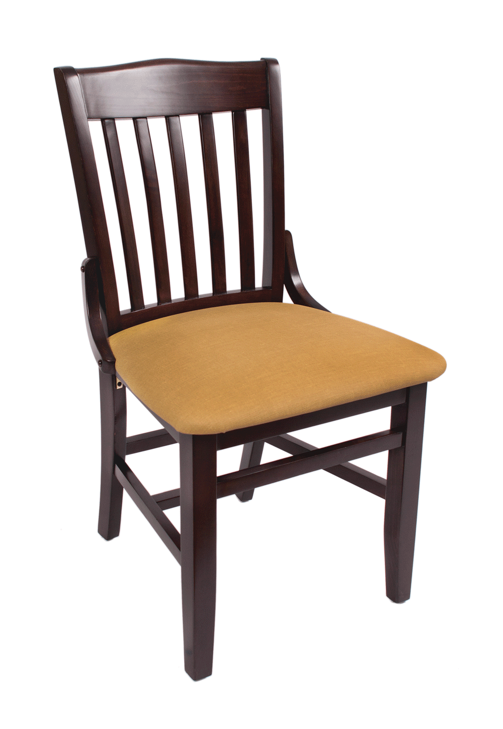 BFM Cornell Beechwood Indoor Restaurant Chair