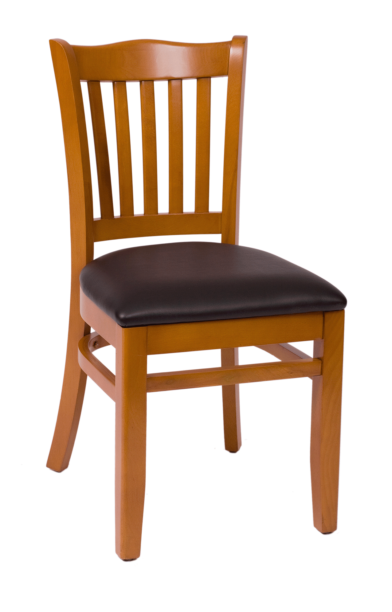 BFM Princeton Beechwood Chair-Honey Oak