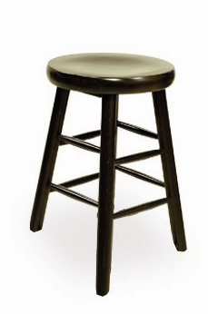 Wood Frame Commercial Barstool