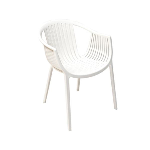FS-TATAMI Arm Chair White