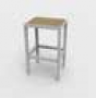 Durango Backless Stool