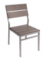 Seaside-synthetic-teak-gray-sidechair