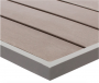 Seaside-synthetic-teak-table-top-gray-outdoor-commercial