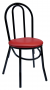 BFM Lorane Metal Indoor Restaurant Ice Cream Chair
