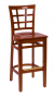 BFM Pennington Window Pane Barstool